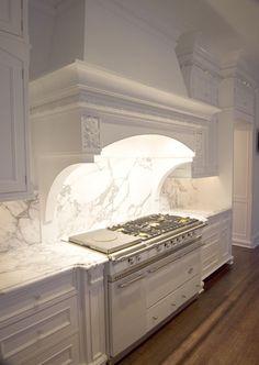 Stunning kitchen des