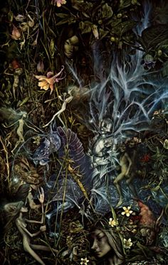 """""""Magical Creatures"""" by Brian Froud"""