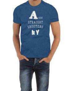 Camiseta Aerox Fit A028 Azul - http://www.compramais.com.br/masculino/camisetas/camiseta-aerox-fit-a028-azul/