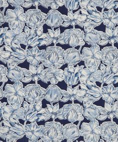 Matilda Tulip B Tana Lawn, Liberty Art Fabrics. Shop more from the Liberty Art Fabrics collection online at Liberty.co.uk