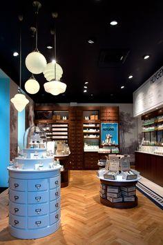 Boutique HUYGENS, cosmetiques naturelles sur-mesure