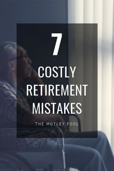 Retirement planning is a long process, and it's easy to make mistakes along the way. However, some mistakes are much Retirement Strategies, Retirement Advice, Retirement Age, Retirement Accounts, Retirement Cards, Retirement Planning, Financial Planning, Retirement Savings Plan, Retirement Benefits