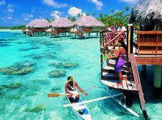 St. Regis Bora Bora.