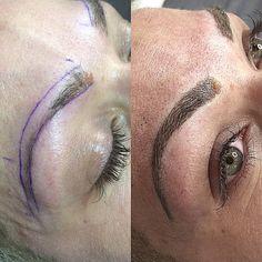 M I C R O B L A D E . B R O W S #browtattoo #eyebrowfeathering #eyebrowembroidery #eyebrowtattoo #permanentmakeup #torontopermanentmakeup #anastasiabeverlyhills #hdbrows #archaddicts #microblading #microbladebrows #3dbrows #oakville #torontobrows #eyebrows #thesix #toronto #cosmetictattoo #amrezy #dollhousedubai #featherbrows #oakvillelashes #micropigmentation #torontolashes #permanenteyebrows #eyelashextensions #toronto #mississaugalashes #microbladeeyebrows