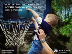 You can't control what your kids do with their opportunities, but you can try to give them as many as possible.