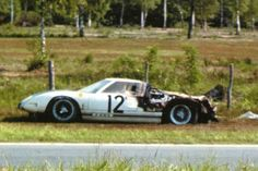 Ford Gt40, Le Mans, Old Vintage Cars, Vintage Auto, Ken Miles, Road Racing, Auto Racing, Mo & Co, Slot