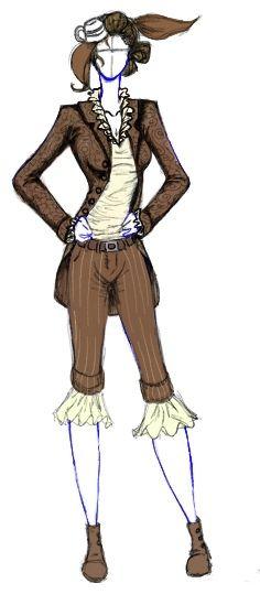 March_Hare_costume_sketch_by_MsPandemonium.jpg (236×549)