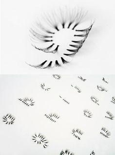 Alphabet lashes...