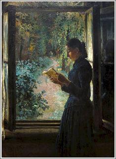 Nikolay Ghe (1831-1894), Portrait de N.I. Petrunkevich.