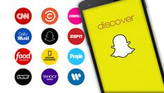 snapchat-Discover Marketing And Advertising, Online Marketing, Digital Marketing, Marketing News, Content Marketing Strategy, Social Media Marketing, Snapchat Video, Seo News, Social Media Outlets