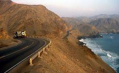 Trecho da rodovia Interoceânica no Acre