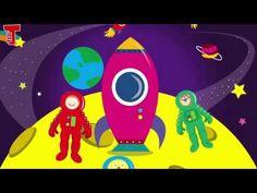 Çocuklar için Eğitici ve Öğretici Tedi UZAY Hakkında Bilgiler - YouTube
