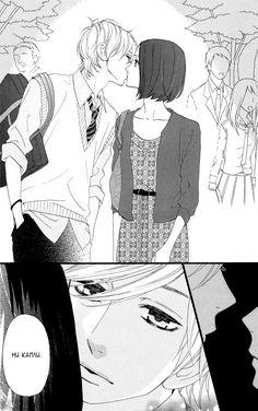 Чтение манги Дневной звездопад 3 - 22 Второй поцелуй - самые свежие переводы. Read manga online! - ReadManga.me