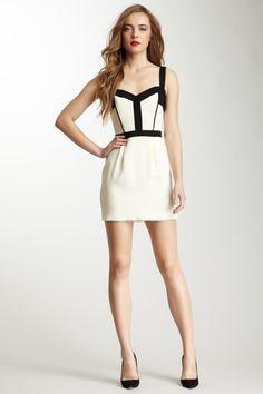 Rebecca Minkoff M Bustier Dress