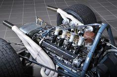 1966 Brabham Repco BT20 Formula 1 Car