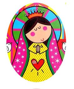 virgincita our lady of guadalupe - Google Search