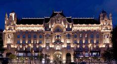 HOTEL|ハンガリー・ブダペストのホテル>1906年築のホテル>フォーシーズンズ ホテル グレシャム パレス ブダペスト(Four Seasons Hotel Gresham Palace Budapest)