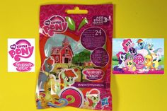 Opening A #MLP Friendship is Magic Collection blind bag #BlindBag #Unboxing