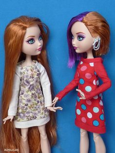 Vestidos para Ever After High