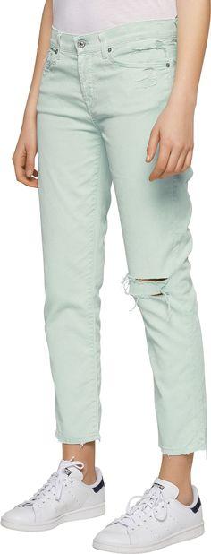 Jeans 'JOSIE CROP' von 7 for all mankind. Schnelle und kostenlose Lieferung. 100 Tage Rückgaberecht. #ABOUTYOUxSPRING