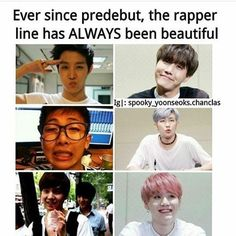 i dont trust hoseok hes never had an ugly phase in his life