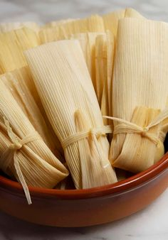 A simple recipe for Vegetarian Tamales! No-fail masa recipe and instead of filling, the green chile and cheese are mixed into the masa. Easy to freeze and reheat for quick meals!