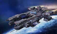 The Federal Corvette is a ship I modeled while working on Elite Dangerous, the newest one i worked on so far. Star Wars Spaceships, Sci Fi Spaceships, Spaceship Concept, Spaceship Design, Sci Fi Anime, Devian Art, Sci Fi Ships, Space Pirate, Sci Fi Books