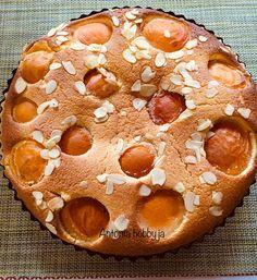Ha van otthon egy kis barack, ezt a finomságot érdemes elkészíteni! Doughnut, Muffin, Cookies, Breakfast, Sweet, Desserts, Van, Food, Cherries