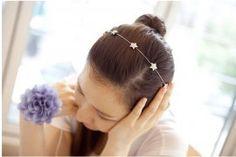 Fashion Style Star Hair Band Set With Diamonds    $6.90