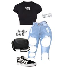 Baddie Outfits Casual, Lit Outfits, Swag Outfits For Girls, Teenage Outfits, Cute Teen Outfits, Cute Summer Outfits, Teen Fashion, Fashion Outfits, Model Outfits