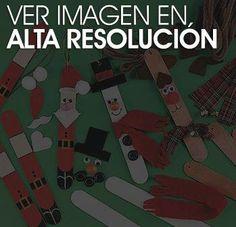 Manualidades de navidad para niños en iManualidades.com: manualidades y bricolage