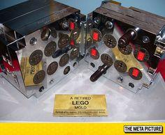 Retired After Making 20 Million LEGO Bricks