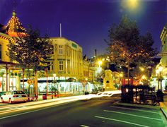 Wanganui, New Zealand. Lived here in 1969 for a short time, a very pretty City.