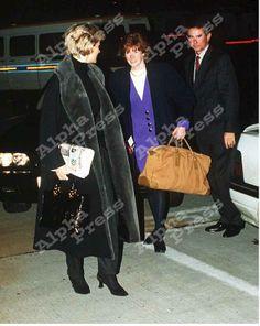 Princess Diana and Lady Sarah 1996