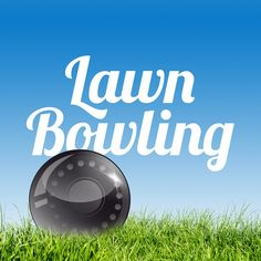 """Lawn bowling, or """"bowling on the green,"""" is an outdoor game that has been played by both young and old for centuries. Backyard Games, Outdoor Games, Work Party, Green Grass, Bowling, Shrubs, Lawn, Garden Parties, Summer Garden"""