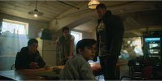 Aidan Gallagher as Number 5 in season episode 9 of The Umbrella Academy. Shows On Netflix, Netflix Series, Tv Series, John Magaro, Sean Sullivan, Tom Hopper, Robert Sheehan, Motion Capture