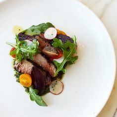 Coffee Crusted Tri-Tip + Herb Pistou — Gabe Kennedy