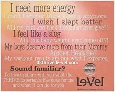Best decision I've made in a long time. LOVE This Product! Okthrive.industryshift.com