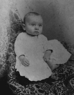 Our PresidentialThrowback Thursday featuresa very small Harry S. Truman!  Truman was born on May 8, 1884, in Missouri. Truman's early life was plagued with accidents, poor eyesight, and a nearly paralyzing disease. However, Truman grew up surrounded by loving, strong-willed, and doting parents, grandparents, and other relatives, including his grandfather, Solomon Young.Truman had one youngerbrother, Vivian. Vivian had long curls that his mother refused to cut. The long curls bothered…