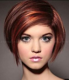 Hair idea. Love the aline shape