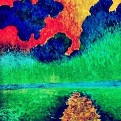 Paintings and drawings by Mayo Art Pictures, Photos, Fauvism, Photo Blog, Art Day, Insta Art, Painting & Drawing, Blue Green, Sketch