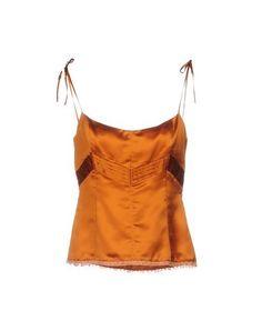 RED VALENTINO Top. #redvalentino #cloth #dress #top #skirt #pant #coat #jacket #jecket #beachwear #