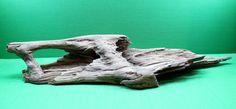 Driftwood Aquarium Medium Fish Reptile Decoration Slate Centerpiece Branch Hole http://www.driftwoodboss.com