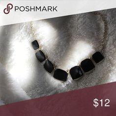 Blk & silver necklace. Blk & silver necklace. Jewelry Necklaces