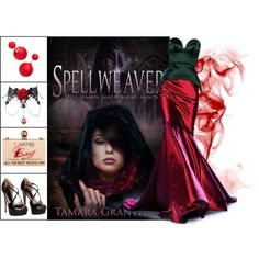 Book Look: Spellweaver By Tamara Grantham by xmikky on Polyvore featuring Gucci and Cecilia Ma