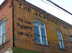 https://flic.kr/p/dmZx1V | J.C. Penney Co. Ghost Sign | La Grande, Oregon