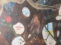 interessantes Gemälde in Ada Bojana, Foto: S. Hopp