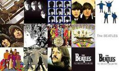 Box dos Beatles em vinil