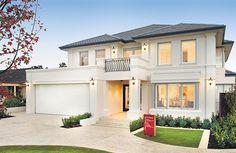 Peter Stannard Display Homes: The Toorak. Visit www.localbuilders.com.au/display_homes_perth.htm for all display homes in Perth