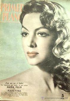 Maria Felix Vintage Movie Poster. #ModCloth #StyleIcon